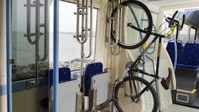 Sportworks Interlock transit bike rack