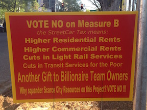 No on Measure B