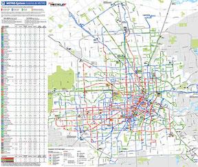 Houston METRO System