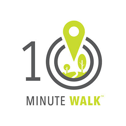 10 Minute Walk logo