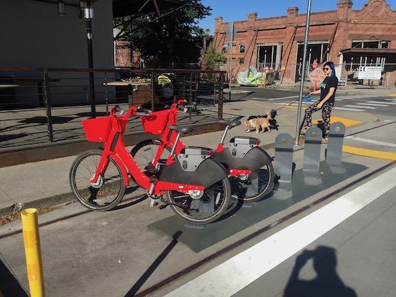bike share beforere-opening